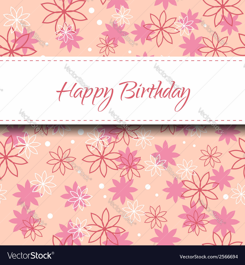 Birthday card vector   Price: 1 Credit (USD $1)