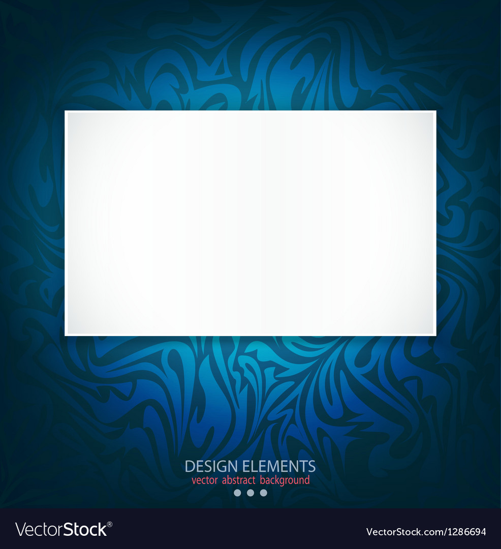 Blue delicate luxurious background vector | Price: 3 Credit (USD $3)