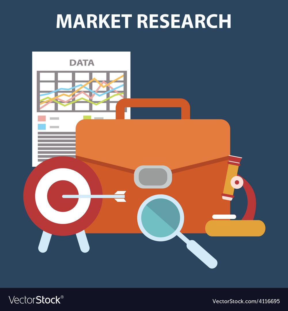 Market vector | Price: 1 Credit (USD $1)