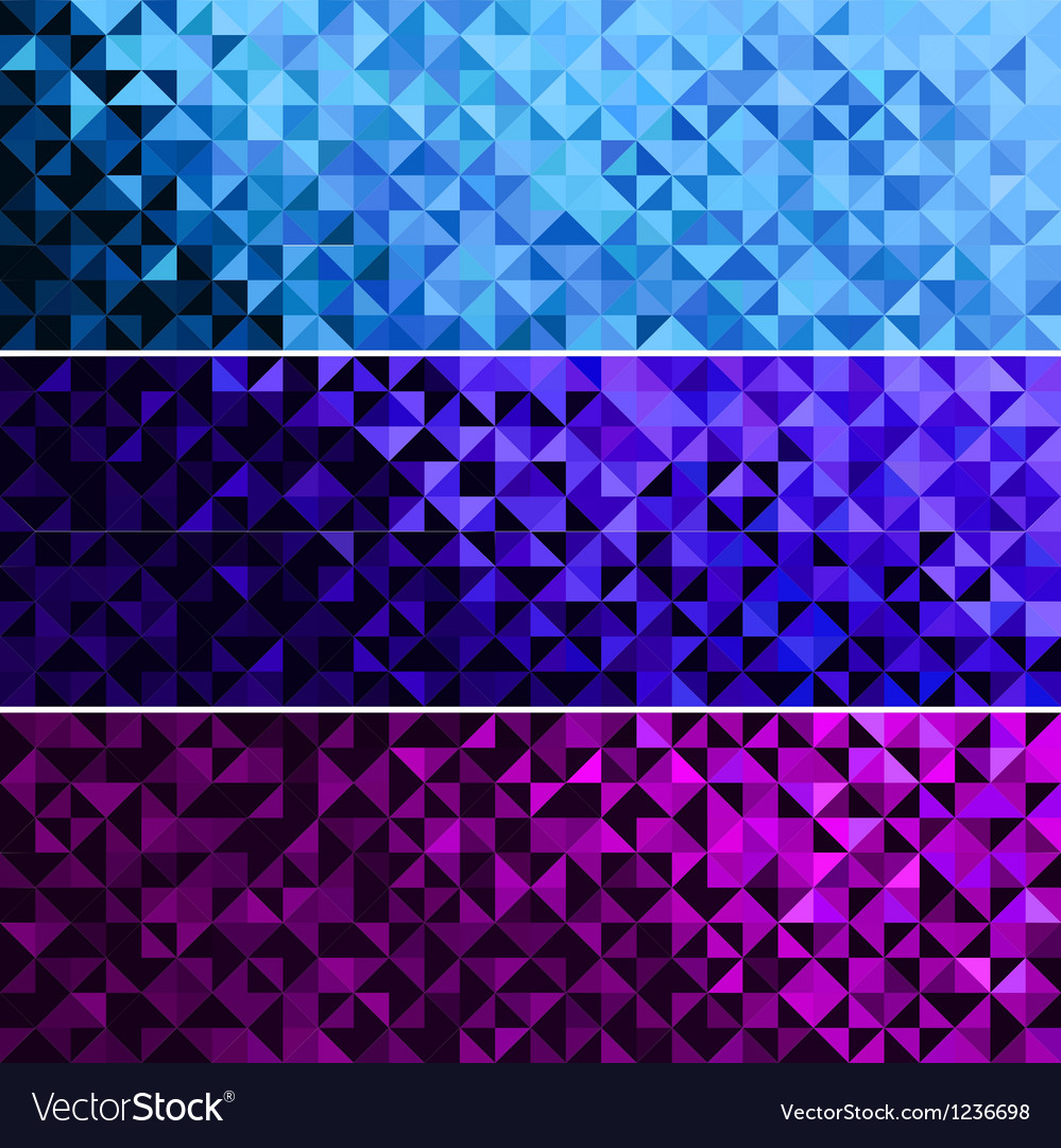 Abstract sparkle blue pink violet background vector | Price: 1 Credit (USD $1)