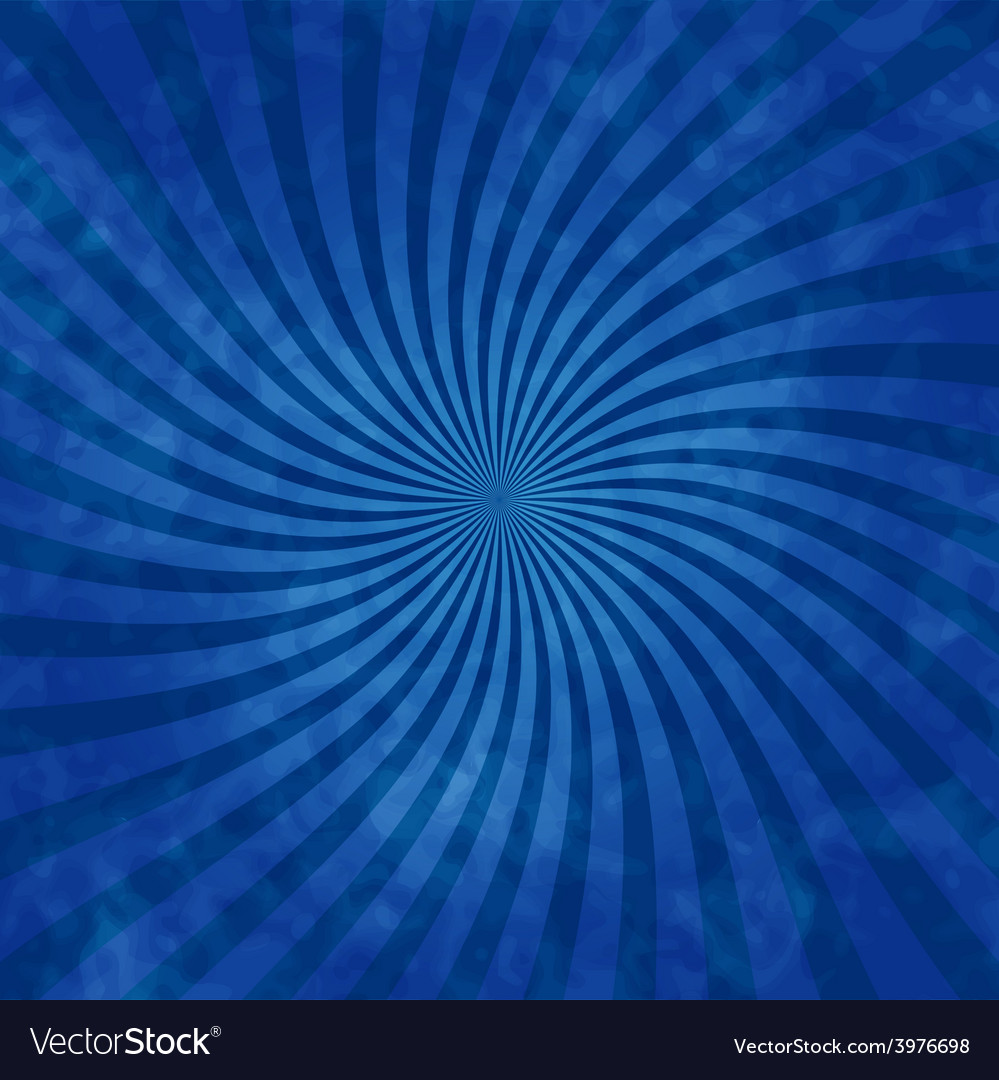 Blue rays background vector | Price: 1 Credit (USD $1)