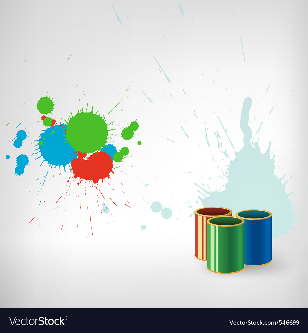Paint splash vector | Price: 1 Credit (USD $1)