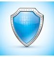 Shield protection symbol safety emblem vector