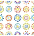 Abstract seamless pattern for your design vector