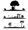 Different landscape vector