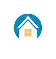 Home house logo icon vector