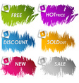 Color stains for sale discount vector