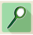 Hand drawn real estate search rental spyglass vector