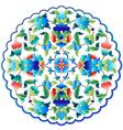 Ottoman motifs design series fifty nine vector
