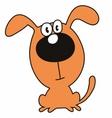 Dog puppy vector