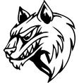 Wolf - halloween set - vector