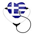 Medicine greece vector