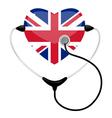 Medicine united kingdom vector