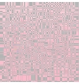 Checkered tablecloths pattern endlessly - pink vector