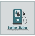 Icon fueling vector