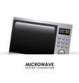 Microwave design vector