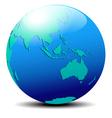 Asia australia far east vector