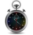 Design of stopwatch vector