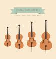 Violinfamily vector