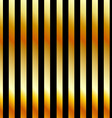 Golden stripe background vector