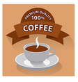 Coffe banner vector