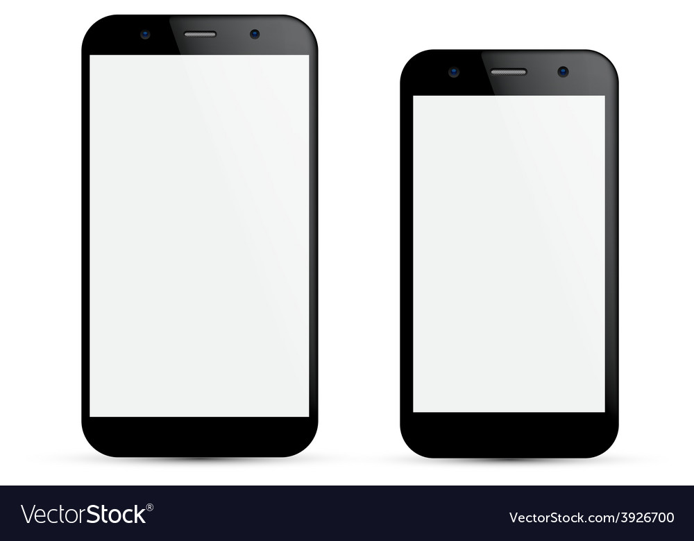 Smartphone concept vector | Price: 1 Credit (USD $1)