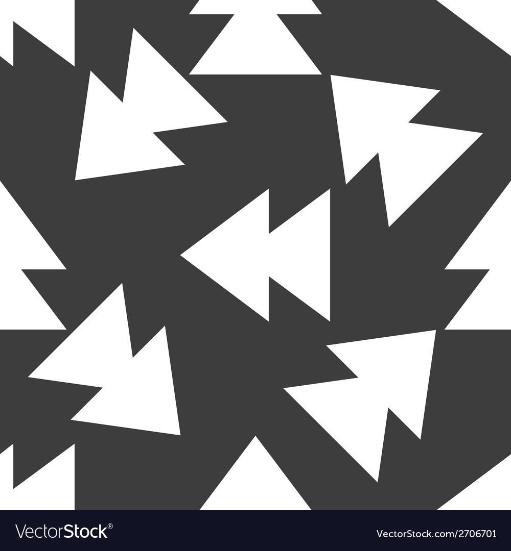 Multimedia control web icon flat design seamless vector | Price: 1 Credit (USD $1)