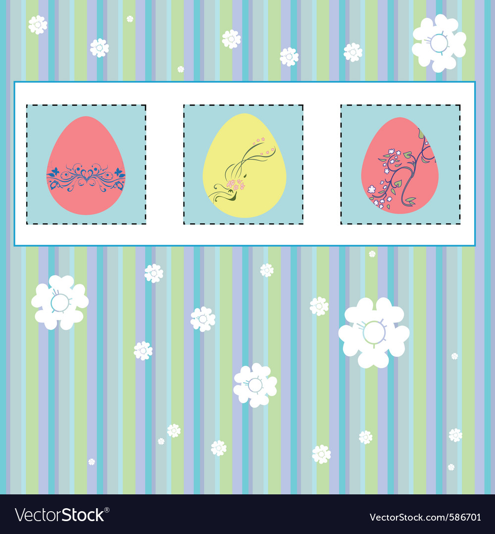 Vintage gift card vector | Price: 1 Credit (USD $1)