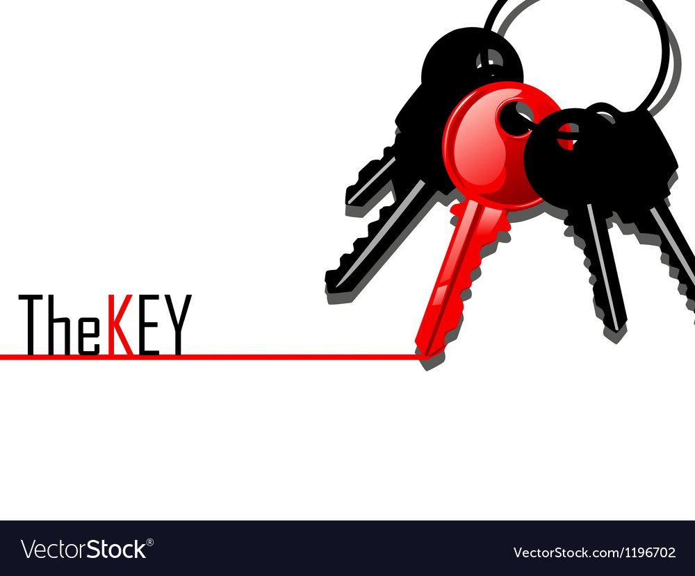Key 048 vector | Price: 1 Credit (USD $1)