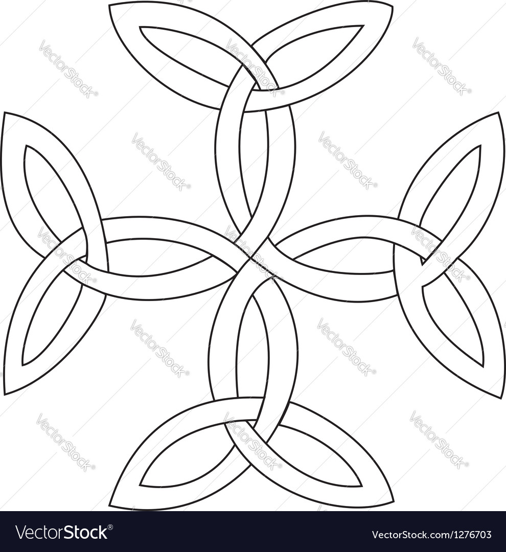Celtic sign vector | Price: 1 Credit (USD $1)
