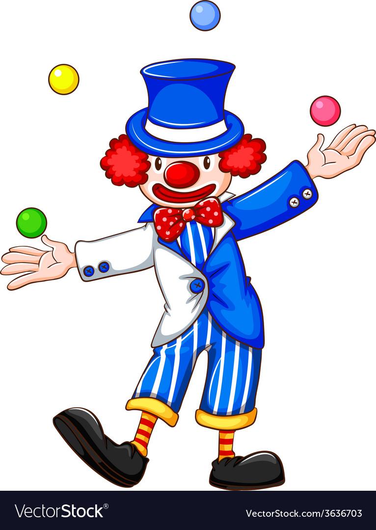Clown vector   Price: 1 Credit (USD $1)