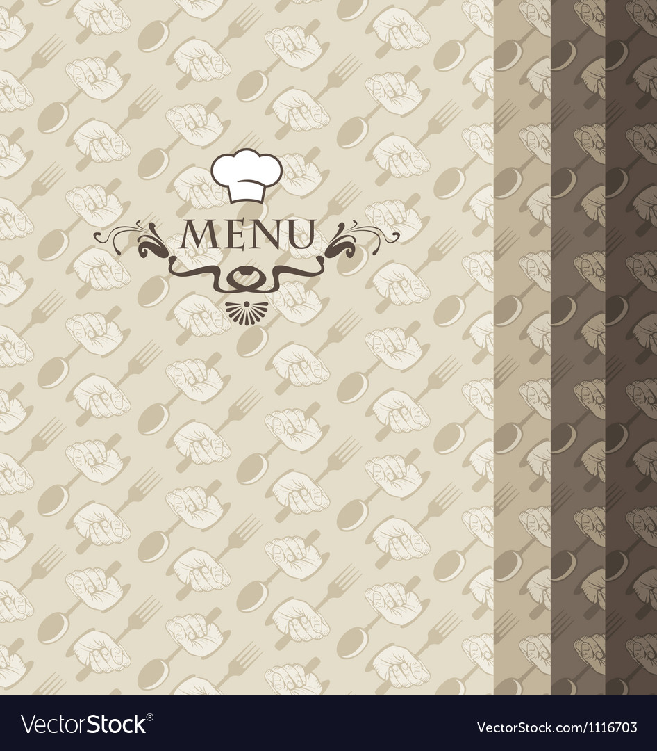 Four menus vector | Price: 1 Credit (USD $1)