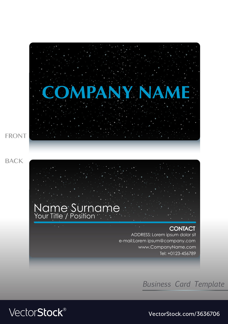 Business card vector   Price: 1 Credit (USD $1)