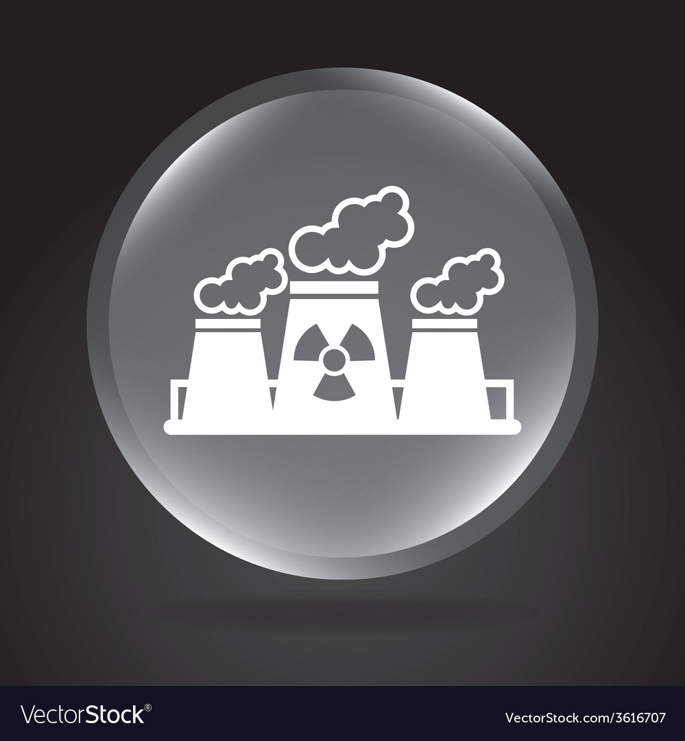 Atomic plant vector | Price: 1 Credit (USD $1)