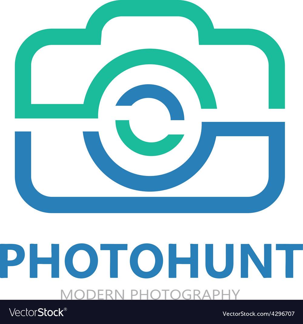 Camera logo or symbol icon vector | Price: 1 Credit (USD $1)