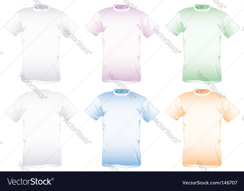 Collect shirt vector | Price: 1 Credit (USD $1)