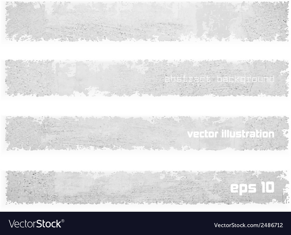 Set banners vector