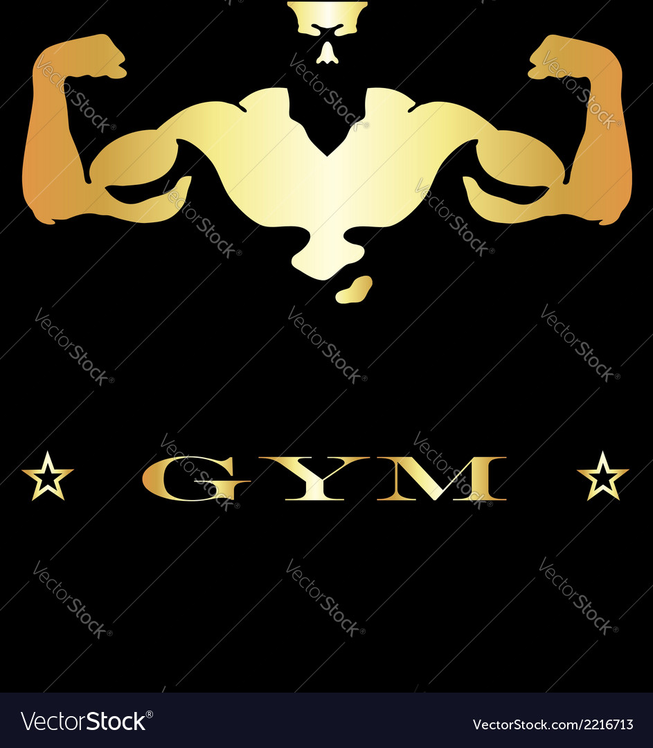 Design for gym and fitness vector | Price: 1 Credit (USD $1)