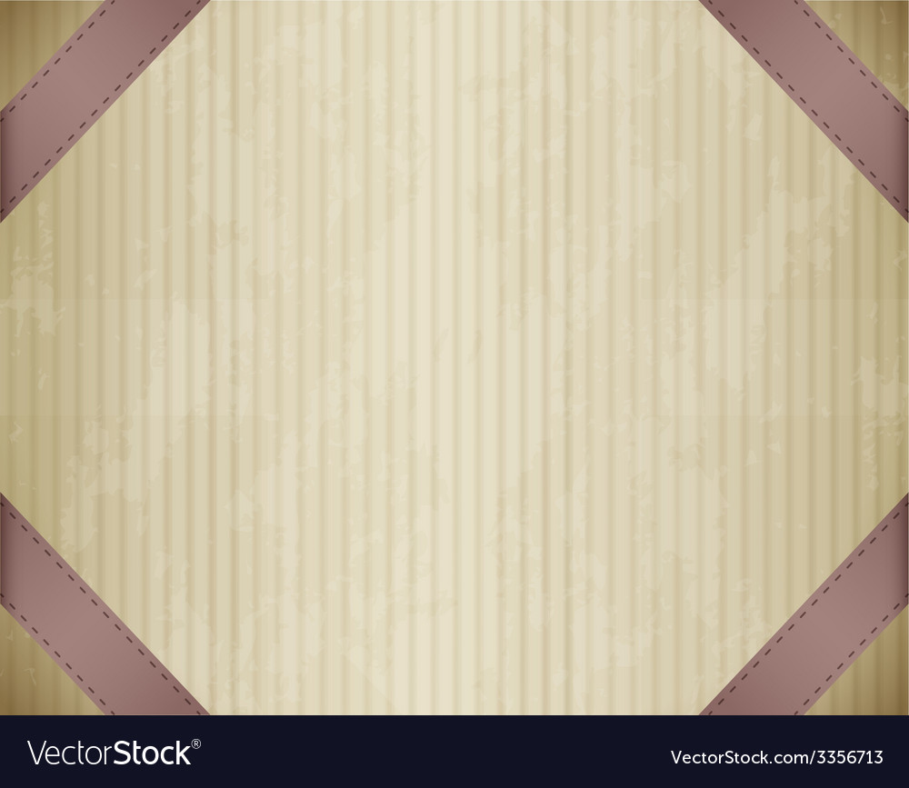 Framed cardboard vector | Price: 1 Credit (USD $1)