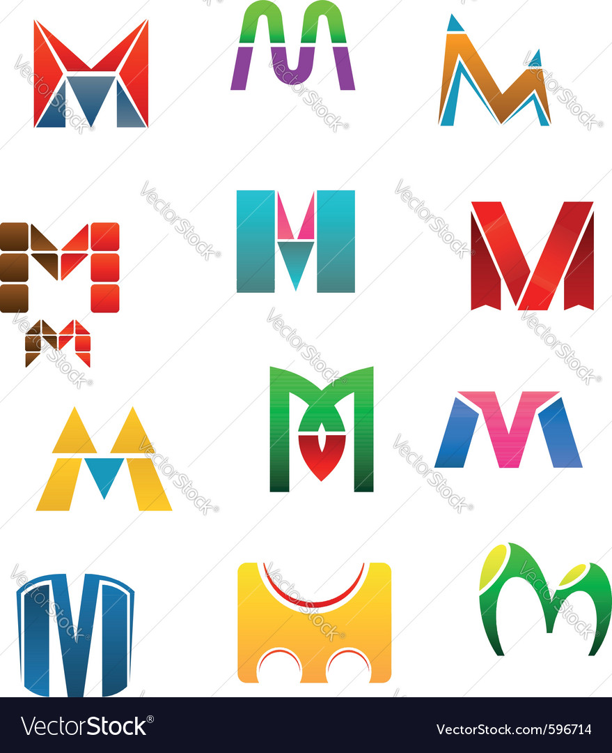 Alphabet symbols vector | Price: 1 Credit (USD $1)