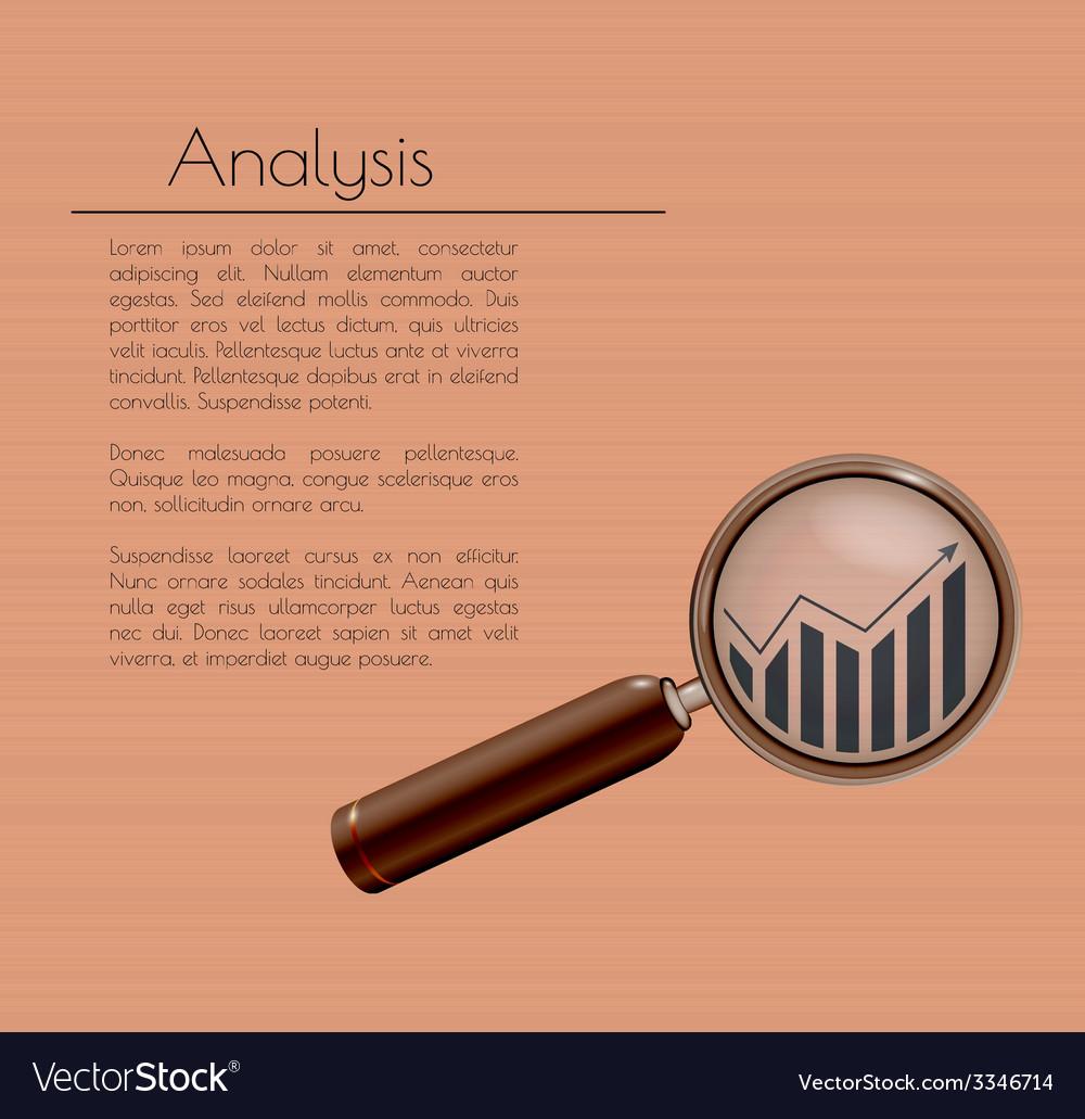 Analysis background vector   Price: 1 Credit (USD $1)