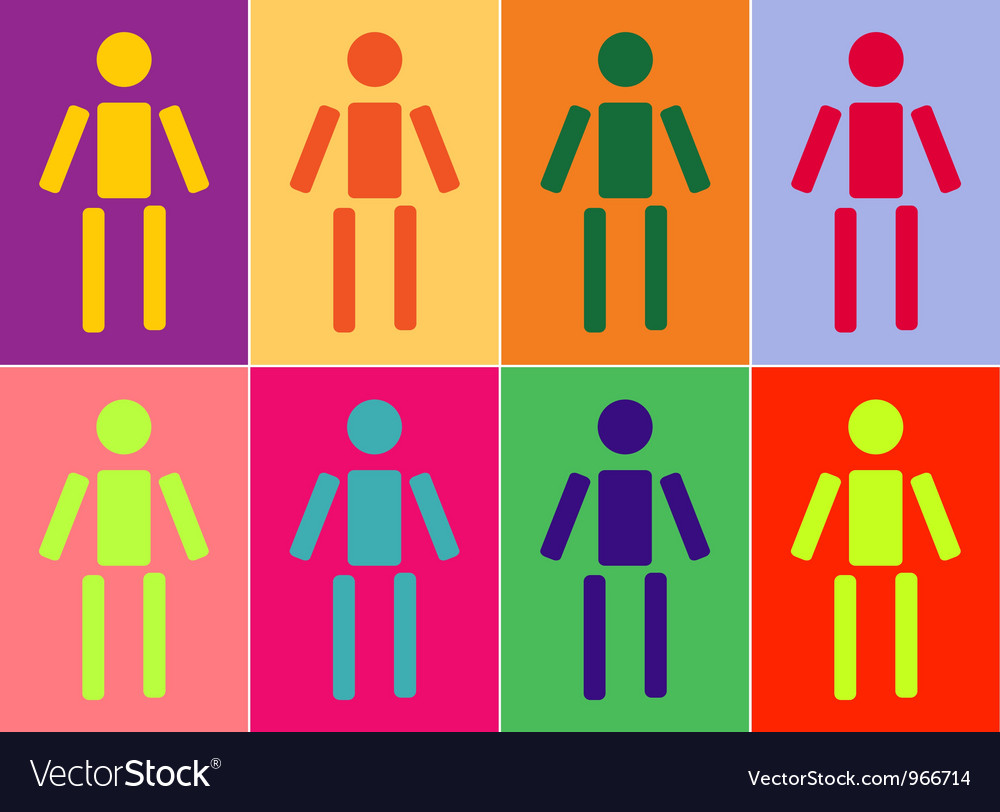 Human diversity vector | Price: 1 Credit (USD $1)