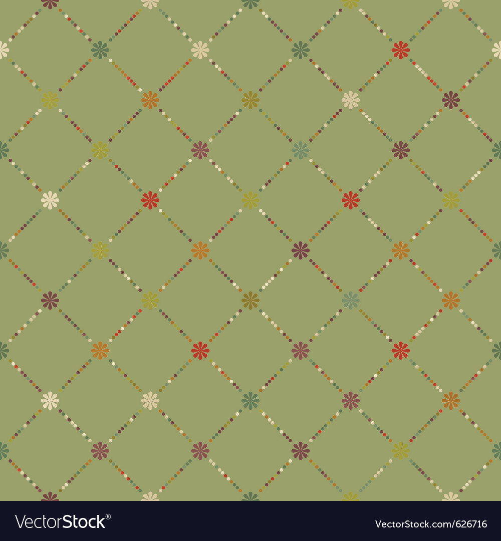Retro dot pattern vector | Price: 1 Credit (USD $1)
