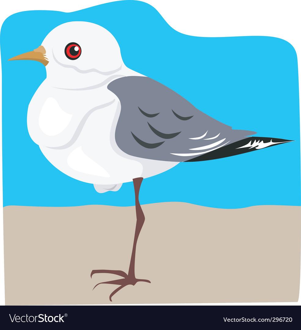 Robin magpie vector | Price: 1 Credit (USD $1)