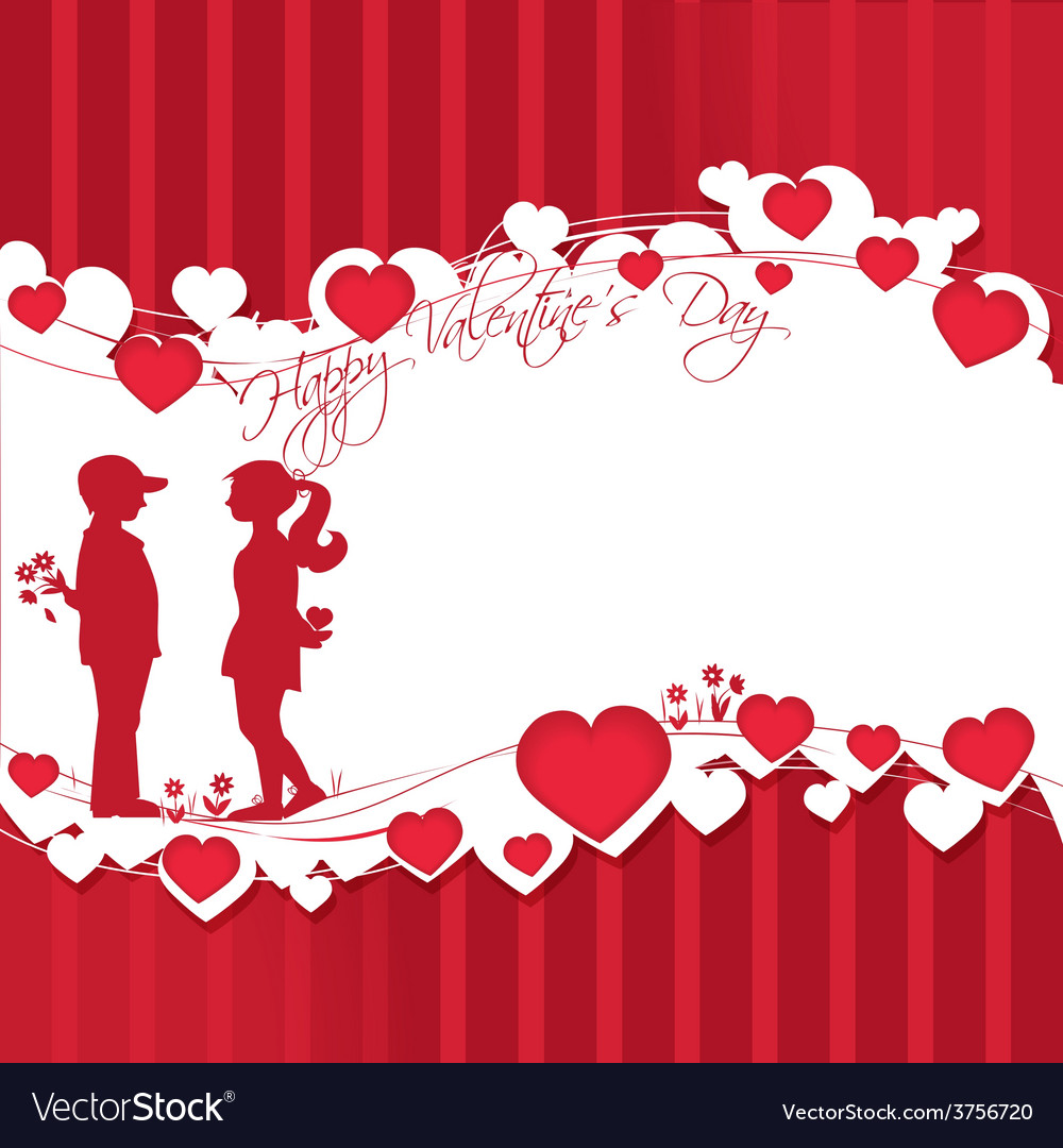 Romantic story vector | Price: 1 Credit (USD $1)