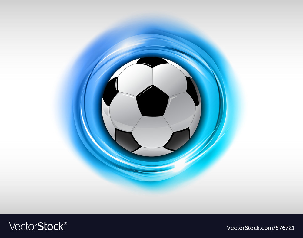 Football abstract circle vector | Price: 1 Credit (USD $1)