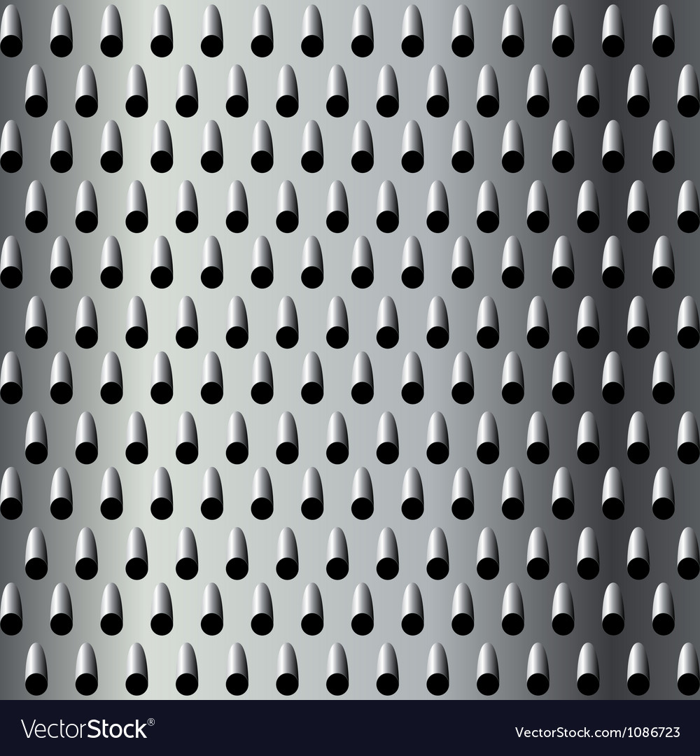Metal grater texture vector | Price: 1 Credit (USD $1)