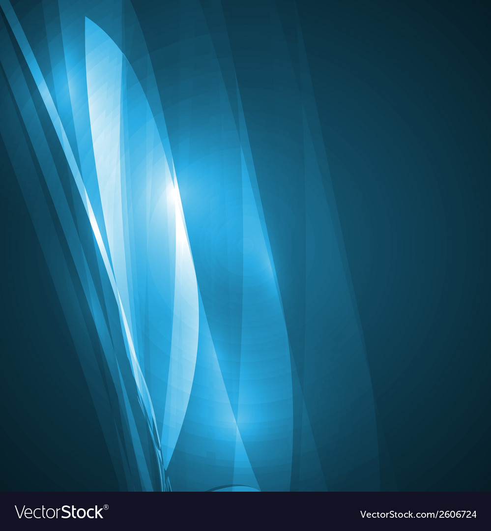 Abstract blue vector | Price: 1 Credit (USD $1)