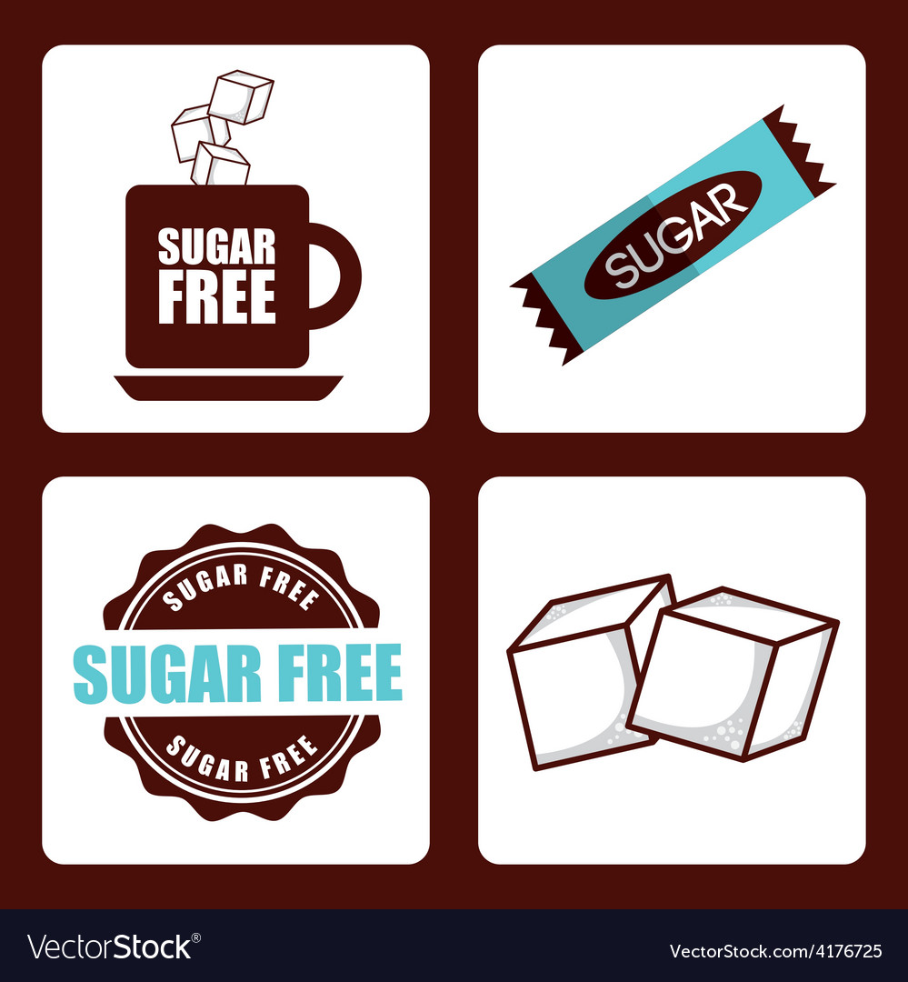 Sugar product vector | Price: 1 Credit (USD $1)