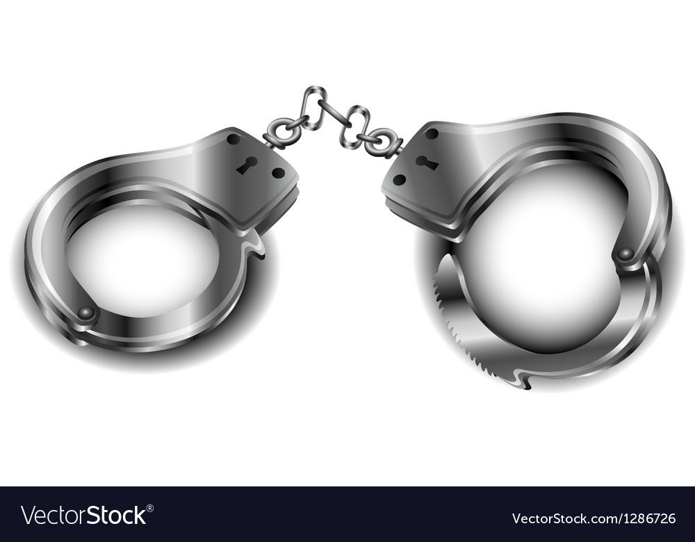 Handcuffs vector | Price: 3 Credit (USD $3)
